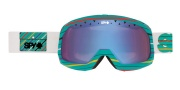 Spy Optic Trevor Goggles - Spectra lenses Goggles - Summer Stripes Persimmon W/ Blue Spectra