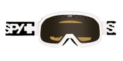 Spy Optic Trevor Goggles - Persimmon Lenses Goggles - White / Persimmon