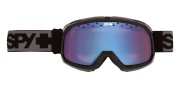 Spy Optic Trevor Goggles - Persimmon Lenses Goggles - Black / Persimmon with Blue Spectra