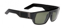 Spy Optic Blok Sunglasses Sunglasses - Shiny Black / Grey Green
