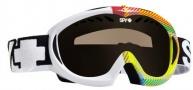 Spy Optic Targa 11 Goggles - Bronze Lenses Goggles - rad-plaid / bronze lens