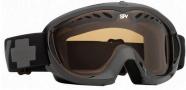 Spy Optic Targa 11 Goggles - Bronze Lenses Goggles - black / bronze lens