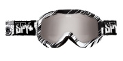 Spy Optic Zed Goggles - Mirror Lenses Goggles - Crust / Bronze with Silver Mirror