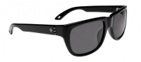 Spy Optic Kubrik Sunglasses Sunglasses - Shiny Black / Grey