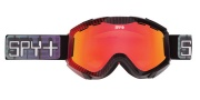 Spy Optic Zed Goggles - Spectra Lenses Goggles - SB / Bronze with Red Spectra