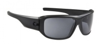 Spy Optic Lacrosse Sunglasses Sunglasses - Matte Black / Grey