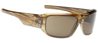 Spy Optic Lacrosse Sunglasses Sunglasses - Handmade Tortoise / Bronze Polarized