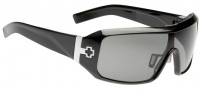 Spy Optic Haymaker Sunglasses Sunglasses - Black Shiny / Grey