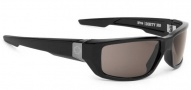 Spy Optic Dirty Mo Sunglasses Sunglasses - Shiny Black / Grey