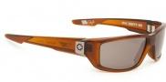 Spy Optic Dirty Mo Sunglasses Sunglasses - Brown Ale / Bronze Polarized with Black Mirror