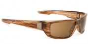 Spy Optic Dirty Mo Sunglasses Sunglasses - Handmade Brown Tortoise / Bronze Polarized