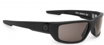 Spy Optic Dirty Mo Sunglasses Sunglasses - Matte Black / Grey