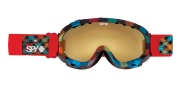 Spy Optic Soldier Goggles - Mirror Lenses Goggles - Bright Idea / Bronze with Gold Mirrror