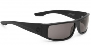 Spy Optic Cooper Sunglasses Sunglasses - Matte Black Frame / Grey Lens Polarized