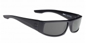 Spy Optic Cooper Sunglasses Sunglasses - Soft Matte Black/Happy Grey Green Polarized Lens