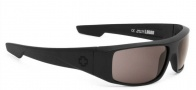 Spy Optic Logan Sunglasses Sunglasses - Soft Matte Black / Grey