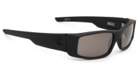 Spy Optic Hielo Sunglasses Sunglasses - Matte Black / Bronze Polarized with Black Mirror