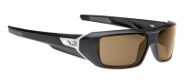 Spy Optic HSX Sunglasses Sunglasses - Matte Black / Bronze Cat 4