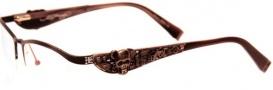 Ed Hardy EHO 703 Eyeglasses Eyeglasses - Matte Black