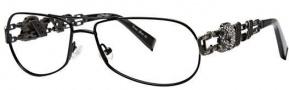 Ed Hardy EHO 705 Eyeglasses Eyeglasses - Matte Black