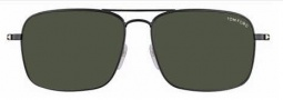 Tom Ford FT 0190 Sunglasses Sunglasses - O01N Black
