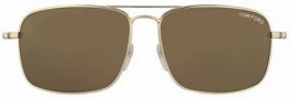Tom Ford FT 0190 Sunglasses Sunglasses - O28J Rosegold