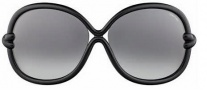 Tom Ford FT 0185 Sunglasses Sunglasses - O01B Black