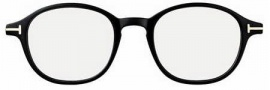 Tom Ford FT 5150 Eyeglasses Eyeglasses - O001 Shiny Black
