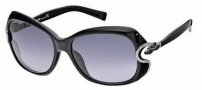 Roberto Cavalli RC587S Sunglasses Sunglasses - O01B Black