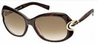 Roberto Cavalli RC587S Sunglasses Sunglasses - O52F Havana