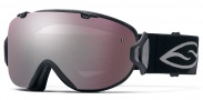 Smith Optics I/OS Snow Goggles Goggles - Black / Ignitor + Red Sensor