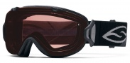Smith Optics I/OS Snow Goggles Goggles - Black / Polarized Rose Copper + Blue Sensor