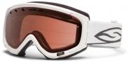 Smith Optics Phenom Snow Goggles Goggles - White / RC36