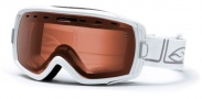 Smith Optics Heiress Snow Goggles Goggles - White Foundation Polarized Rose Copper