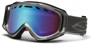 Smith Optics Stance Snow Goggles Goggles - Graphite / Blue Sensor Mirror / Extra RC36