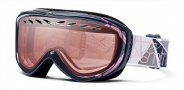 Smith Optics Transit Graphic Snow Goggles Goggles - Slate - Pink Shattered / Ignitor Mirror