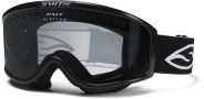 Smith Optics Monashee OTG Snow Goggles Goggles - Black / Clear