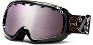 Smith Optics Gambler Graphic Junior Snow Goggles - Black One Percenter Igniter Mirror