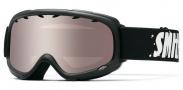 Smith Optics Gambler Junior Snow Goggles Goggles - Black / Ignitor Mirror