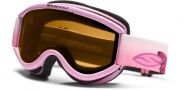 Smith Optics Challenger OTG Junior Snow Goggles Goggles - Pink Flutterby / Gold