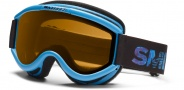 Smith Optics Challenger OTG Junior Snow Goggles Goggles - Cyan Fader / Gold