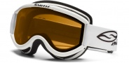 Smith Optics Challenger OTG Junior Snow Goggles Goggles - White / Gold