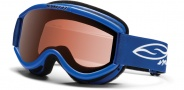 Smith Optics Challenger OTG Junior Snow Goggles Goggles - Blue / RC36