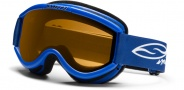 Smith Optics Challenger OTG Junior Snow Goggles Goggles - Blue / Gold