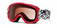 Smith Optics Sundance Kid Junior Snow Goggles Goggles - Red / RC36