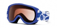Smith Optics Sundance Kid Junior Snow Goggles Goggles - Royal Blue Cars / RC36