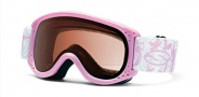 Smith Optics Sundance Kid Junior Snow Goggles Goggles - Frost Pink Fairyland / RC36