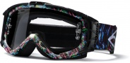 Smith Optics INTAKE-X Bike Goggles Goggles - Blue / Green Unsane-Clear AFC