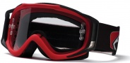 Smith Optics FUEL V.2 Bike Goggles Goggles - Red-Clear AFC