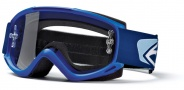 Smith Optics FUEL V.1 Bike Goggles Goggles - Blue-Clear AFC